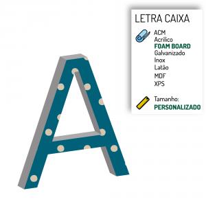 EasySign_LetraCaixaFoamBoard