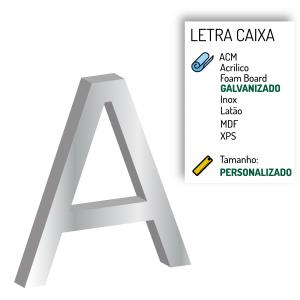 EasySign_LetraCaixaGalvanizada