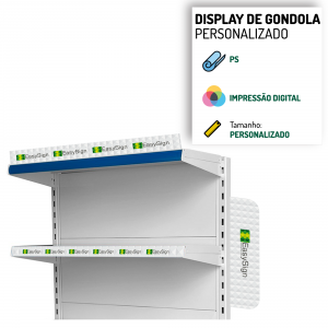 display-de-gondola
