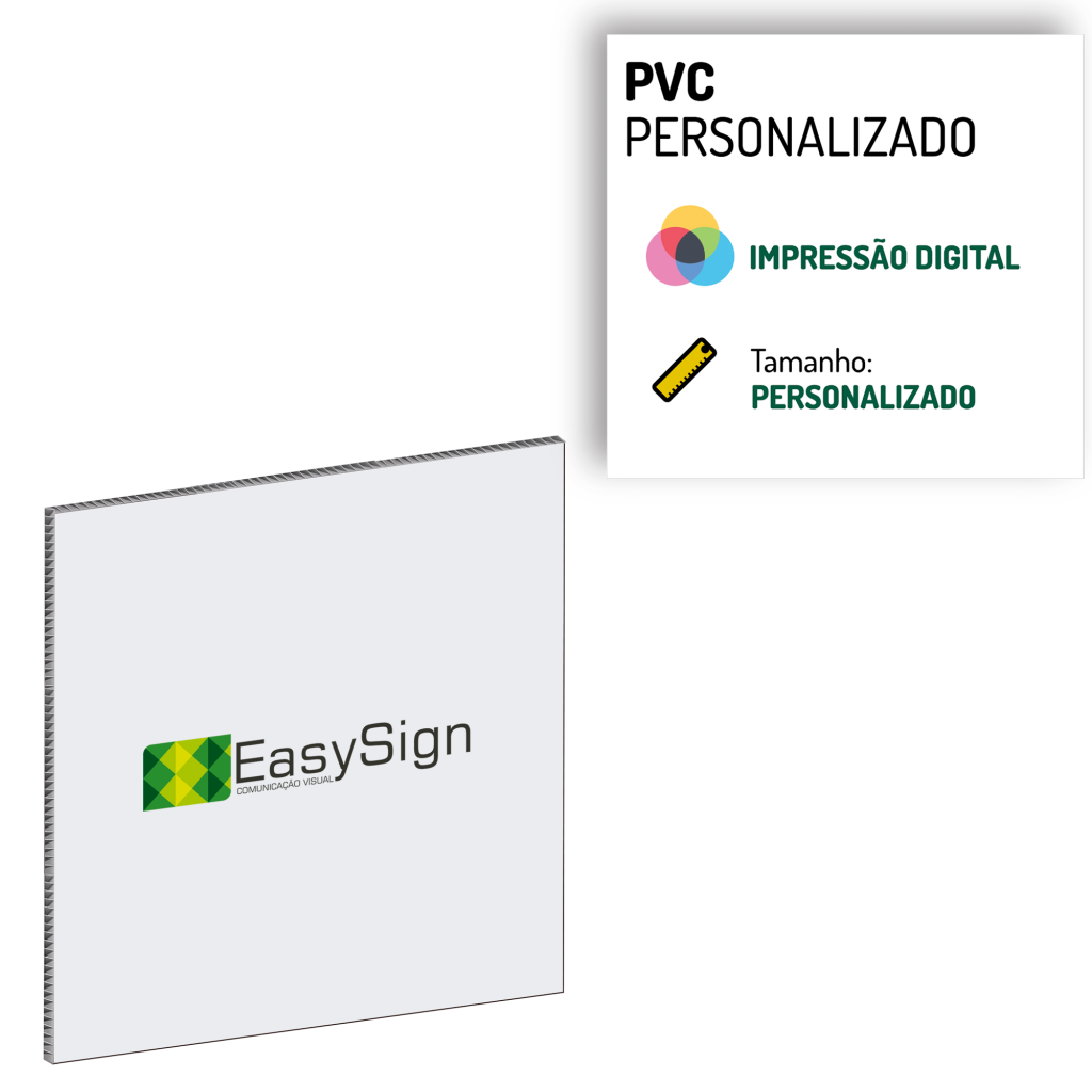 PVC Personalizado