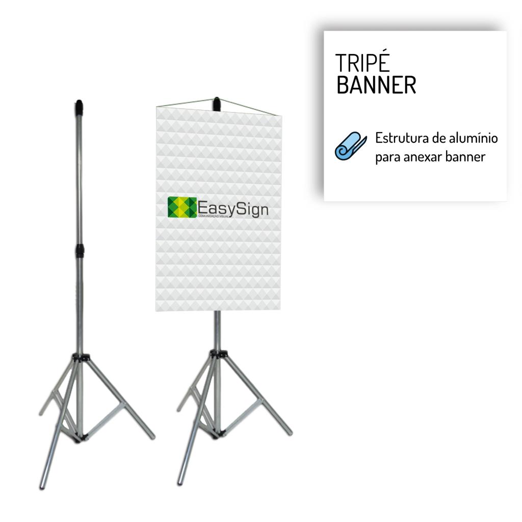 Banner Tripé