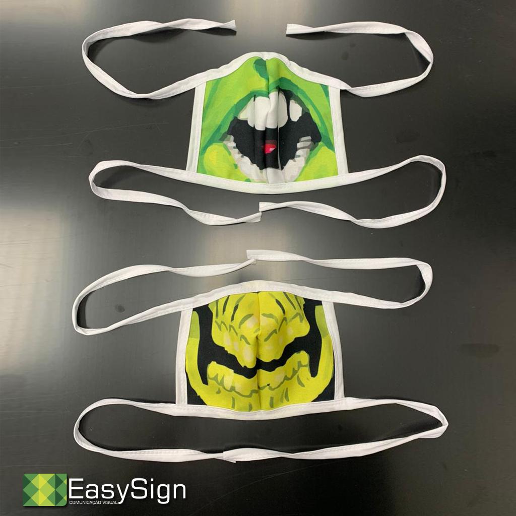 mascara para coronavirus personalizada