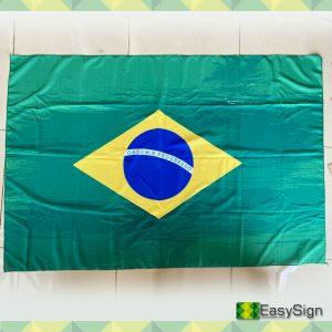 bandeira personalizada Brasil