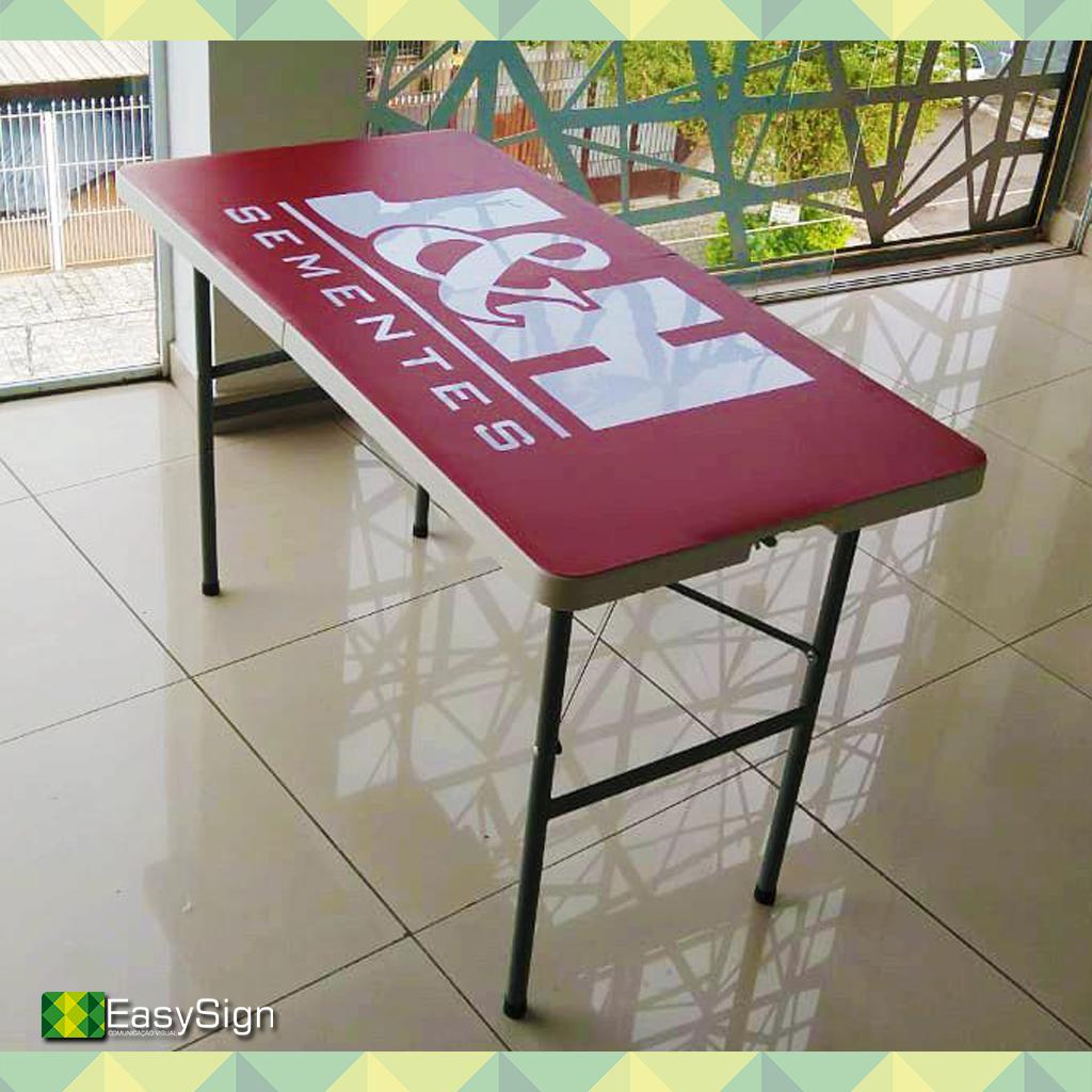 mesa desmontável